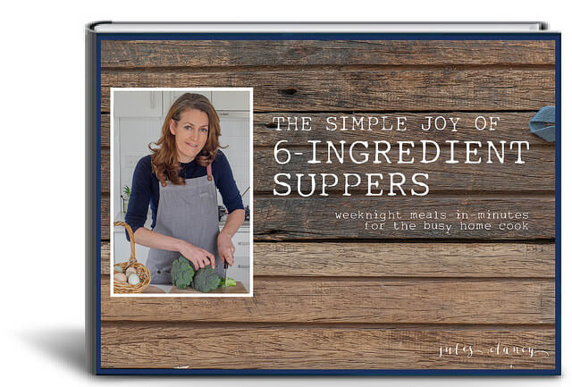 6 ingredient suppers cover