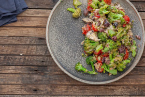 Broccoli Puttanesca