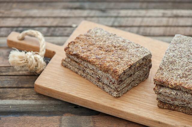Cauliflower Linseed Bread