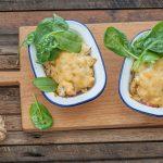 Cheesey Cauli & Bacon Bake Recipe