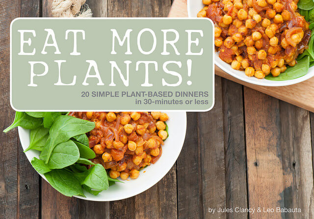 Eat More Plants A New Free Vegan Ecookbook Stonesoup