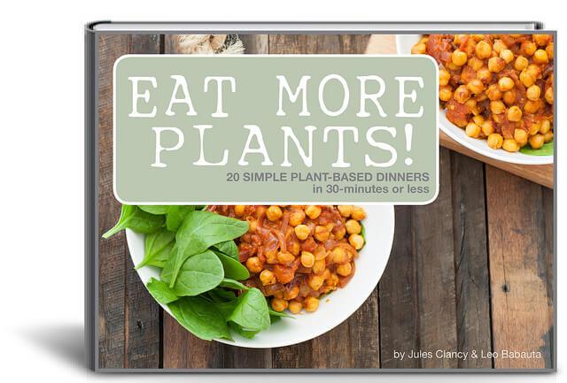 easy vegan recipes cover 3D