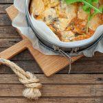 Mushroom & Rosemary Frittata