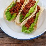 Quick Beef Tacos