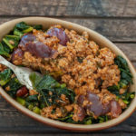 Quick Pig & Olive Ragu