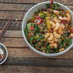 Sichuan Pork & Greens