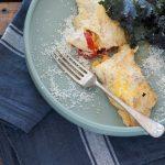 Sun-Dried Tomato Omelette
