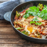 The 'Next Day' Shakshuka