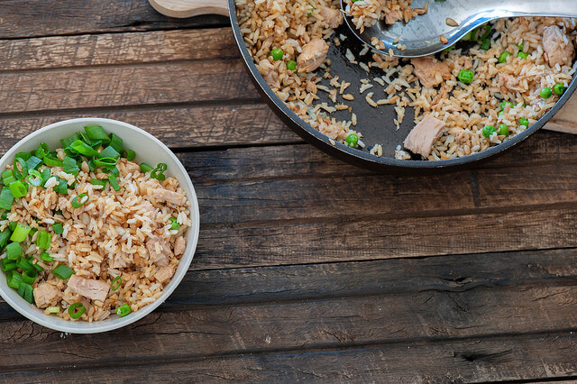 Tuna Fried Rice Recipe