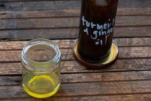 Turmeric & Ginger Oil