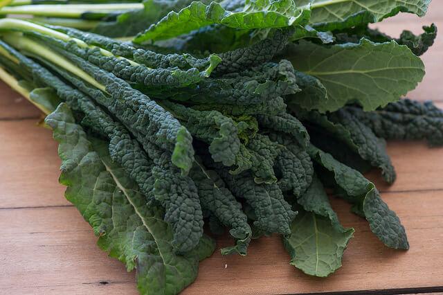 kale substitutes